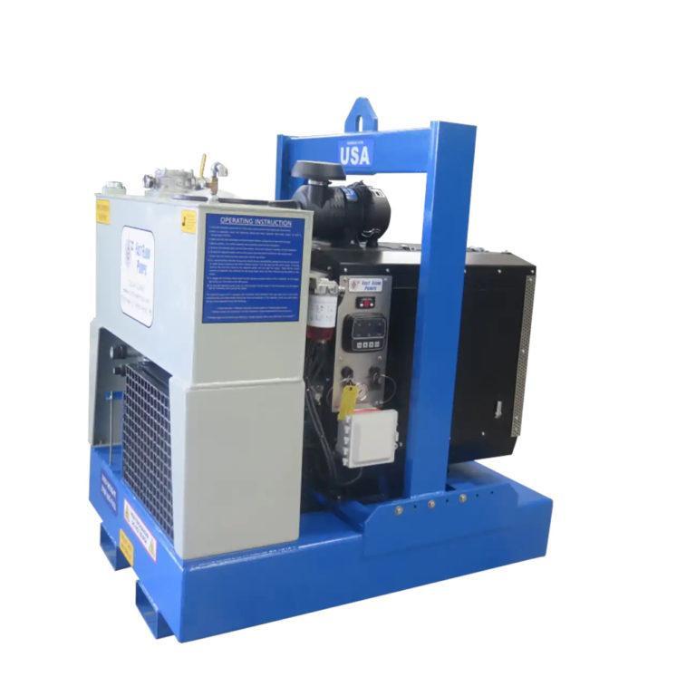 Small Powerful Hydraulic Power Unit